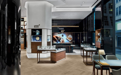 Montblanc Selects Mood Media to Support New In-Store Concept with its Sound & Sight Solutions in 500 Stores, Across Five Continents
